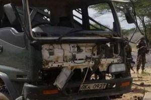 Phiến quân Hồi giáo al-Shabab liên tiếp tấn công tại Kenya và Somalia