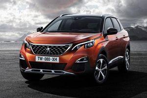 Bảng giá xe Peugeot tháng 6/2019