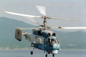 Lần đầu lộ diện hình ảnh 'sát thủ săn ngầm' Ka-65 Minoga Nga