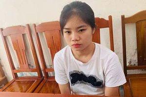 Thanh Hóa: Đang trong thời gian tại ngoại, nữ 9x vẫn tiếp tục đi trộm cắp tài sản