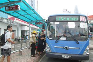 TP Hồ Chí Minh: Xe buýt nhiên liệu sạch đứng trước nguy cơ khó khăn