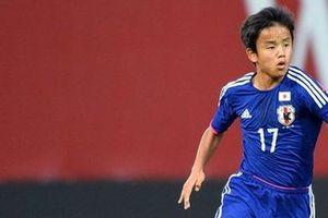 'Messi Nhật Bản' nói gì khi được so sánh với tiền đạo người Argentina?