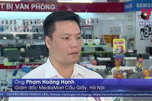 Tạo thói quen không sử dụng tiền mặt cho người Việt