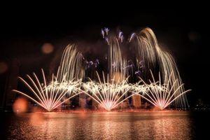 Lễ hội pháo hoa quốc tế Đà Nẵng 2019: ' Tuyệt sắc trong mưa'