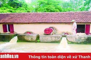 Bảo đảm nguồn nước tưới phục vụ sản xuất vụ thu mùa