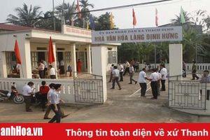 Huyện Thạch Thành phát huy vai trò của đội ngũ bí thư chi bộ thôn