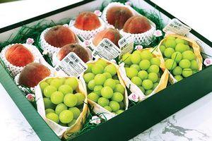 Ra ngõ gặp trái cây nhập khẩu