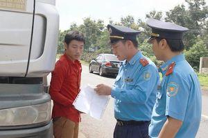 Đắk Lắk: Quyết 'xóa sổ' xe quá tải trên các tuyến quốc lộ