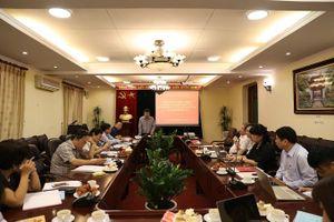 Hội thảo khoa học 'Tổ chức và hoạt động của Tạp chí Quản lý nhà nước điện tử '