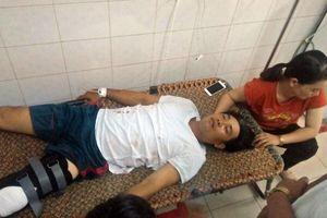 Vụ thiếu úy biên phòng bắn đồng đội ở Long An: Chuyển các nạn nhân về TP HCM điều trị