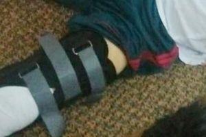5 người thương vong trong vụ nổ súng tại Đồn Biên phòng Bình Hiệp