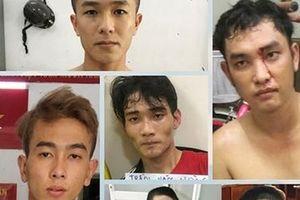 Triệt xóa nhiều ổ nhóm cướp giật, trộm cắp