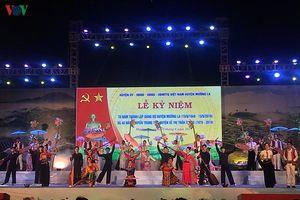 Sơn La: Kỷ niệm 70 năm thành lập Đảng bộ huyện Mường La