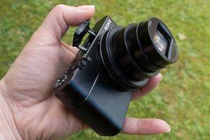 6 mẫu máy ảnh nhỏ gọn ấn tượng