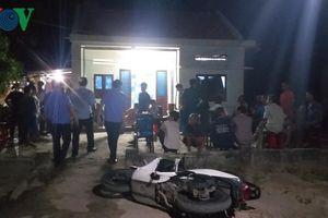 Trinh sát tóm gọn nghi phạm chính truy sát 3 cha con ở Quảng Nam