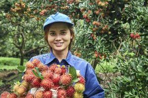 BASF ra mắt nguyên liệu mỹ phẩm chiết xuất từ lá và trái chôm chôm Việt Nam