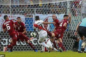 Kết quả Copa America: VAR hủy 2 bàn thắng, Peru bị Venezuela cầm hòa