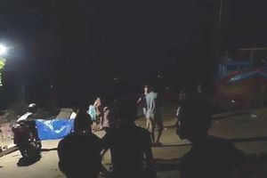Tàu cá gặp nạn trên vịnh ở Khánh Hòa, 3 người tử nạn