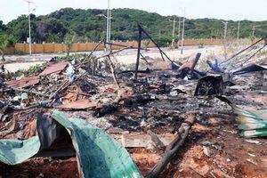 Nổ kinh hoàng ở sân golf Cam Ranh: Giám định pháp y, xác định danh tính 2 nạn nhân