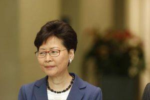 Lãnh đạo Hong Kong thừa nhận thiếu sót, công khai xin lỗi người dân