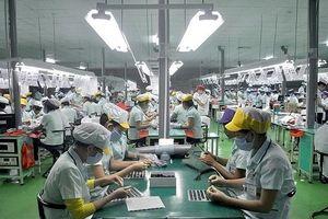 Điện thoại và linh kiện xuất xứ Việt Nam có mặt trên 50 thị trường
