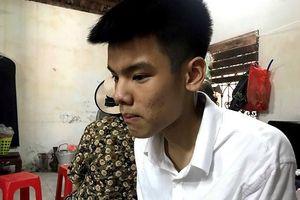 Con trai nữ lao công bị lái xe say rượu đâm tử vong được miễn phí nhập học THPT Lương Thế Vinh