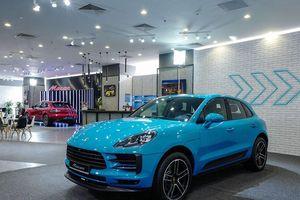 Porsche Macan 2019 giá 3,1 tỷ đồng tại Việt Nam