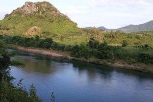 Sông Đakrông ô nhiễm nghiêm trọng