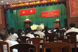 Ông Lê Minh Trí: Việt Nam là nơi trung chuyển ma túy lớn