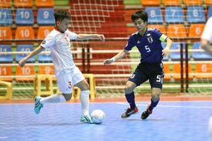 U20 futsal Việt Nam gặp Indonesia tại Tứ kết VCK U20 futsal châu Á 2019