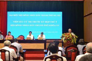 Cử tri kiến nghị giải tỏa ngay vi phạm trật tự đô thị tại phố Trần Đại Nghĩa