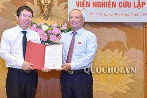 Đại biểu Quốc hội Nguyễn Văn Hiển được bổ nhiệm chức vụ mới