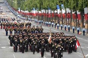 Pháp thúc đẩy sáng kiến can thiệp châu Âu