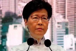 Trưởng đặc khu xin lỗi, Hong Kong sẽ yên bình trở lại?