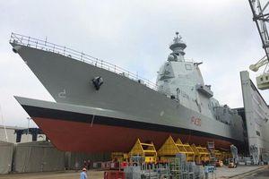 Dị và lạ tàu tuần tra mạnh như khu trục hạm của Italy