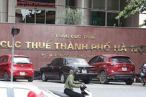Vinaconex 21 đứng đầu danh sách nợ thuế ở Hà Nội