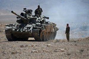 Khủng bố phản công ác liệt, tàn sát binh sĩ Syria tại Hama
