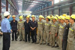 Thúc đẩy thực hiện tiêu chuẩn lao động quốc tế tại Việt Nam