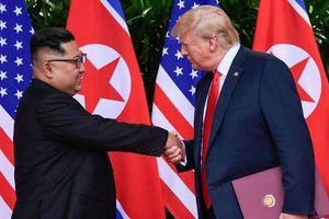 Tổng thống Trump hy vọng ông Kim Jong-un không chế tạo vũ khí hạt nhân vì đã hứa