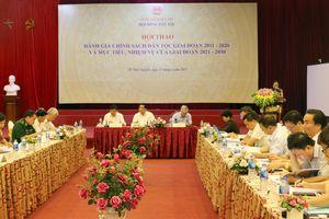 Đánh giá chính sách dân tộc giai đoạn 2011-2020, mục tiêu, nhiệm vụ giai đoạn 2021-2030
