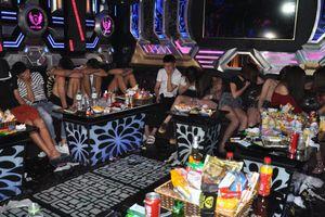 Hải Dương phát hiện hàng trăm người liên quan đến ma túy trong 2 quán karaoke