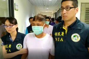 Đài Loan bắt 246 người Việt lao động trái phép