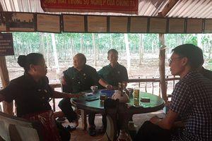 Những cựu binh bảo vệ rừng thiêng