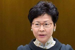Lãnh đạo Hong Kong công khai xin lỗi về dự luật dẫn độ