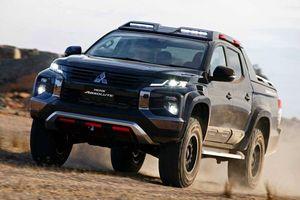 Ford Ranger Raptor sắp có đối thủ từ Mitsubishi?
