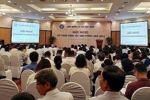 BHXH Việt Nam tập huấn công tác văn phòng năm 2019