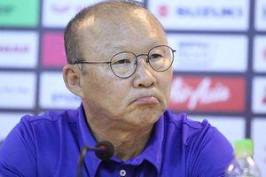 Chưa đàm phán hợp đồng với VFF, ông Park Hang Seo đã đón tin xấu