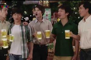 Cấm quảng cáo rượu bia tạo sự thành đạt, thân thiện, hấp dẫn về giới tính