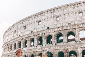 Câu chuyện tình của cặp blogger du lịch nổi tiếng thế giới
