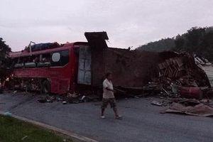 TNGT thảm khốc ở Hòa Bình: Xe tải biển số Lào không có dữ liệu tốc độ